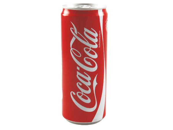 Coca Cola, Fanta, Sprite 330ml Dose frisch produziert