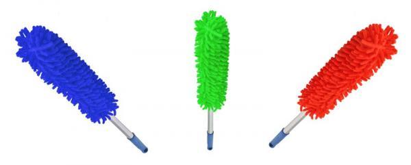 Staubwedel Mikrofaser Staubmagnet Staubfänger Microfaser #1064