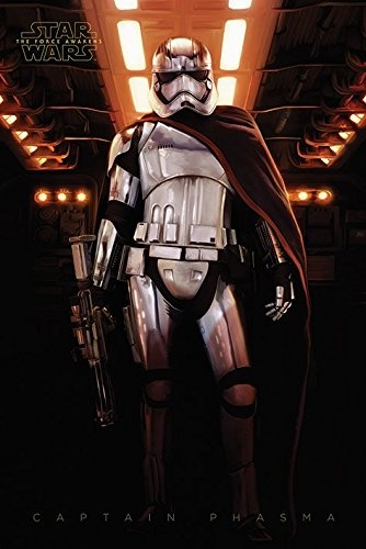 27-83135, STAR WARS Poster Episode 7 - Captain Phasma 91 x 61 cm