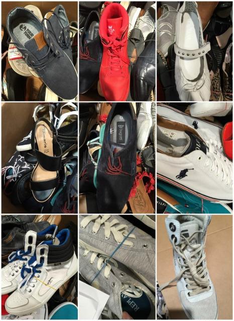 Schuhe Großhandel: Top Marken Schuhe Palette u.a. Tommy Hilfiger, Ralph Lauren, Pepe Jeans, Michael Kors, Bugatti uvm