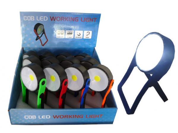 Arbeitslampe Led-COB im Display