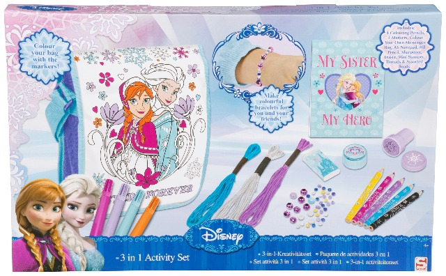 3in1 Kreativset Disney Frozen