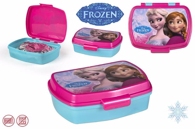 Brotdose Lunchbox Disney Frozen