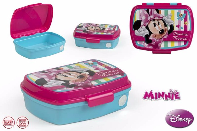 Brotdose Lunchbox Disney Minnie