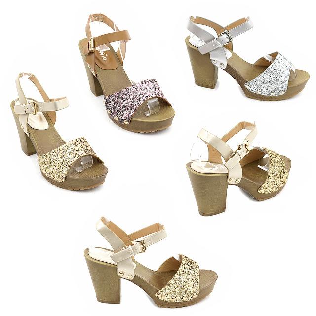 Damen Sommer Sandalen Slipper Schuhe Gr. 36-41 je 6,50 EUR