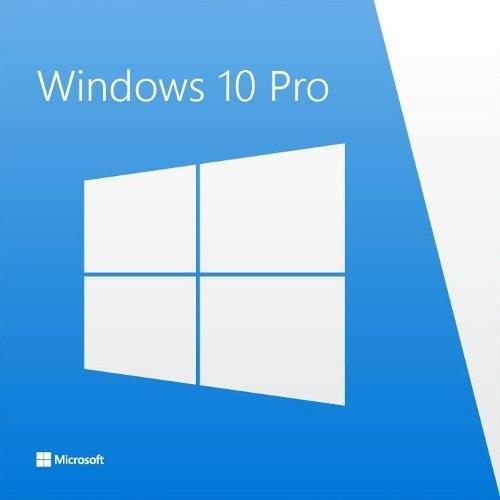 Windows 10 Professional Product Aufkleber - 32-64 BIT