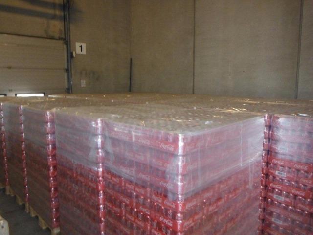 Coca Cola 330ml ohne Pfand für Export