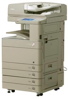 Canon Drucksystem  iR ADV C5030i Seitenzählerstand 222.975 Tischmodell (Scanner/Drucker getrennt)