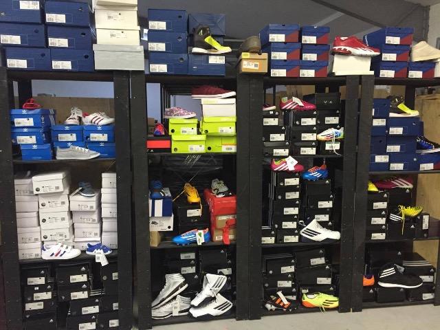 Adidas,Puma,Reebok Schuh Mix