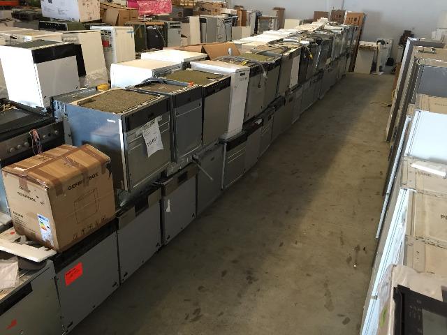 C-Ware Haushaltsgeräte, Waschmaschine, Kühlschrank, Spülmaschine, Backofen, Dunstabzugshaube usw.