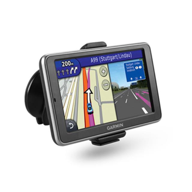 Garmin Nüvi 2360LT Navigationssystem mit 3D Europa Karte Bluethooth Sprachsteuerung Navi
