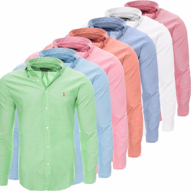 Ralph Lauren Herren Oxford Business Hemden Original 1A Ware 2016 Modell KOMPLETTABNAHME  17 EURO !