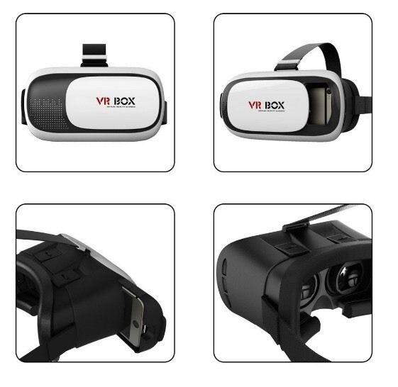 Unterhaltungselektronik Großhandel: VR Box 3D Virtual Reality Brille mit Bluetooth Controller f�r iPhone, Samsung