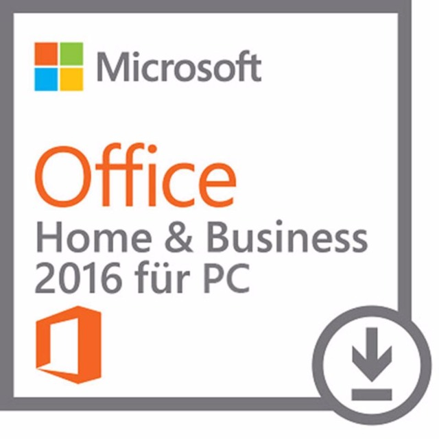 Office 2016 Home and Business ESD Key für Windows