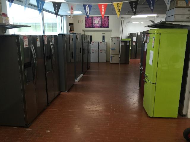 Restposten kühlschrank