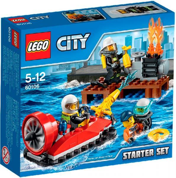 LEGO® City Feuerwehr-Starter-Set
