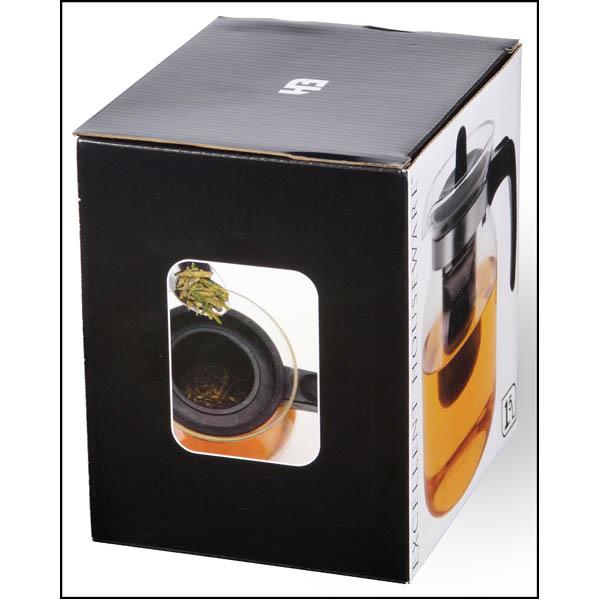 28 185304 glas teekanne 1500ml mit filter 1 5 liter. Black Bedroom Furniture Sets. Home Design Ideas