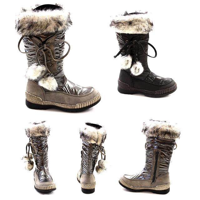 Kinder Herbst Winter Fell Stiefel Boots Gr. 28-35 je 8,90 EUR