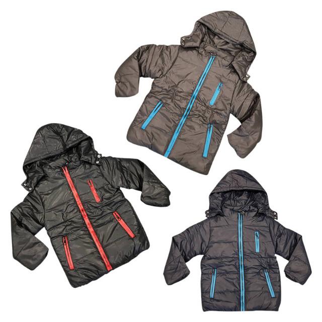 Kinder Jungen Übergangs Freizeit Sport Jacken