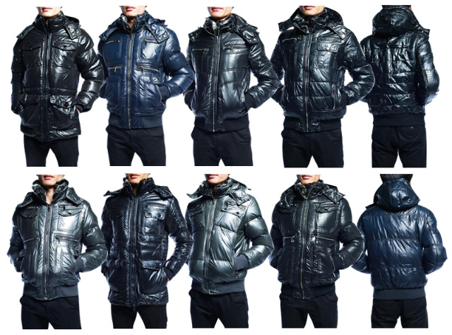 Herren Winter Jacke Mantel Mix Übergangsjacke Jacken Winterjacke - 14,90 EUR