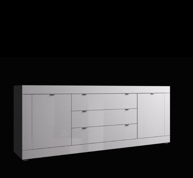 kommode sideboard weis innenr ume und m bel ideen. Black Bedroom Furniture Sets. Home Design Ideas