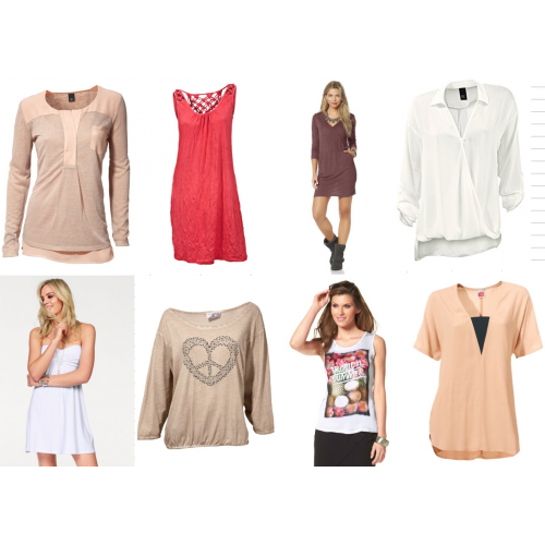 Heine, Vero Moda, Only, Bench, Buffelo und mehr Damen Fashion