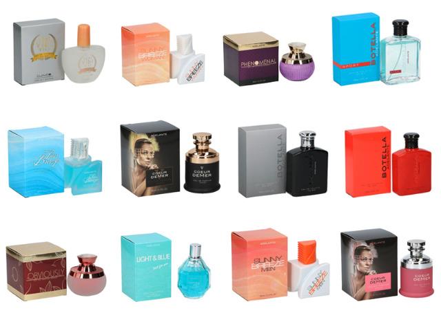 Mixposten Parfüm Eau de Toilette Herren Damen Unisex Parfum nur 1,75 Euro