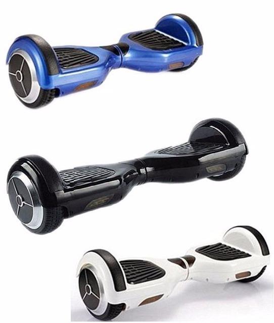Trends & Neuheiten Großhandel: Hoverboard 6,5 Zoll Self Balance Scooter Elektro Roller mit Akku und Tasche