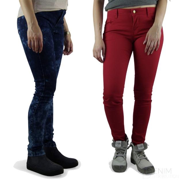 Textilien Damen Großhandel: ONLY Damen Jeans & Hosen Posten LOTIERTE WARE