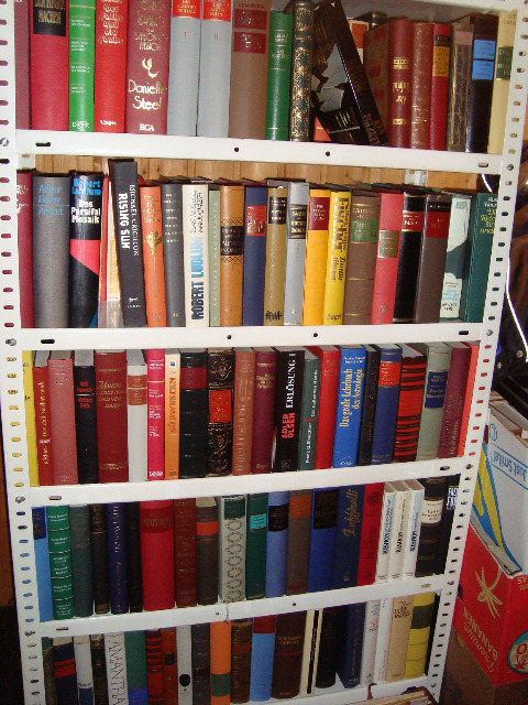 Bücher Großhandel: Gebrauchte Bücher