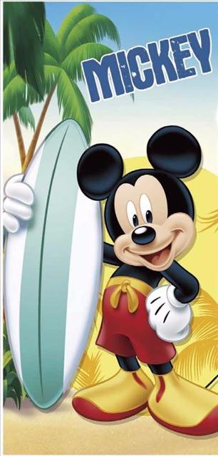 Disney Handtuch Badetuch Strandtuch Tücher Mickey 70x140cm Nr-820-779