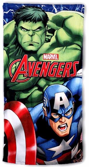 Disney Strandtuch Handtuch Badetuch Handtücher Avengers 70x140cm Nr-820801