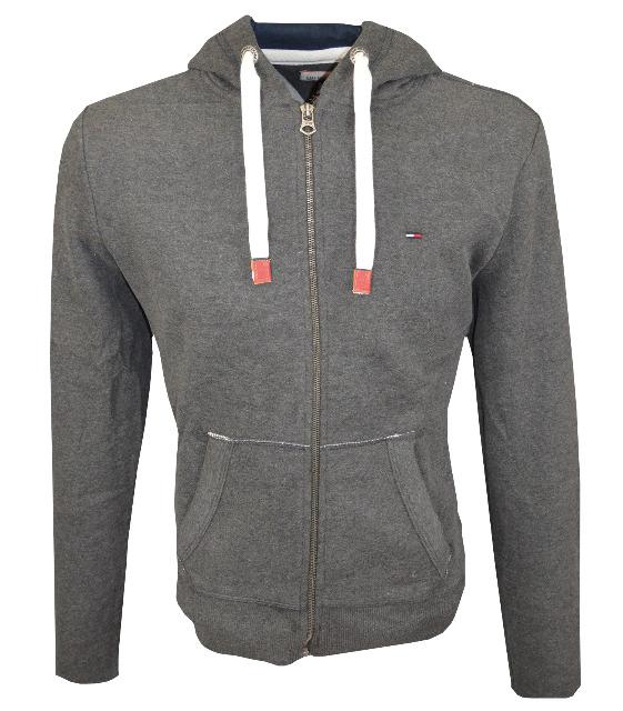 Tommy Hilfiger Hoodie Pullover Sweatshirt - NEU & OVP - Farben: Navy, Grau, Grün & Lila