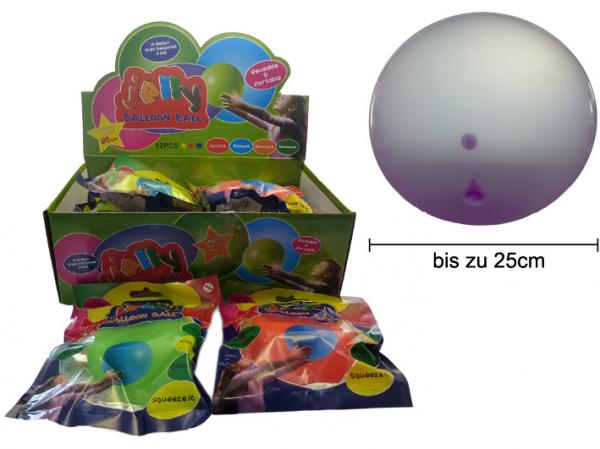 Luftblase Spielball 25cm im Display
