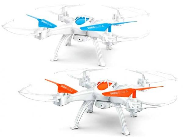 Quadrocopter 2,4GHz X16C mit Kamera