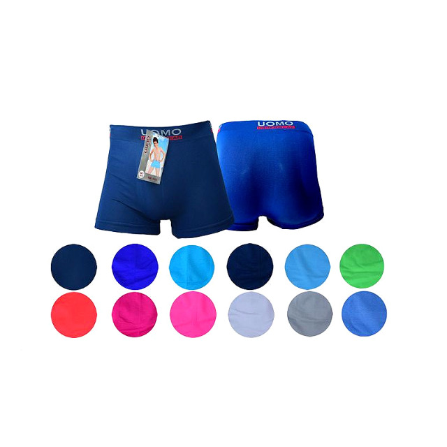 Kinder Jungen Seamless Boxer Shorts Mix Gr. 14-16 für 1,05 EUR