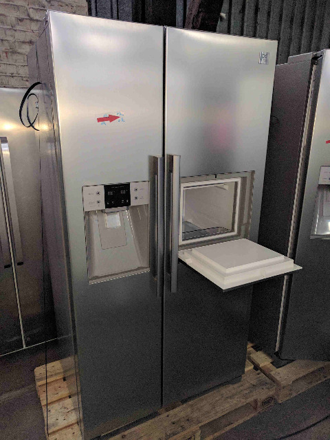 Elektro-Grossgeräte Großhandel: DAEWOO SBS Kühlschränke | Funktionstüchtig | TOP PREIS!