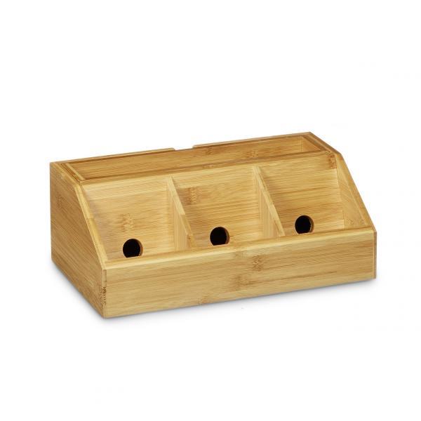schreibtisch organizer bambus 15103224. Black Bedroom Furniture Sets. Home Design Ideas