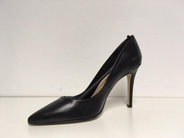 Damen Pumps High Heels aus Leder VERSACE 19.69