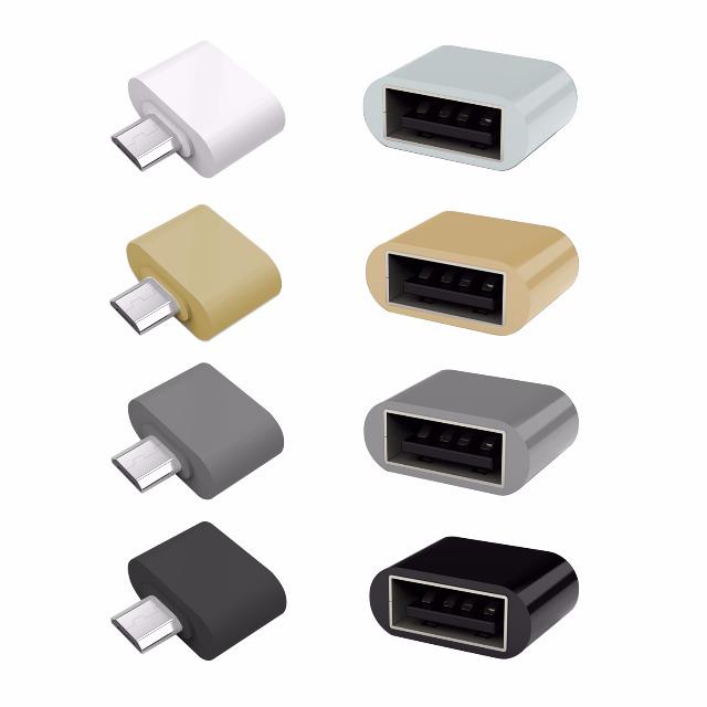 Micro USB Adapter zu USB Typ B