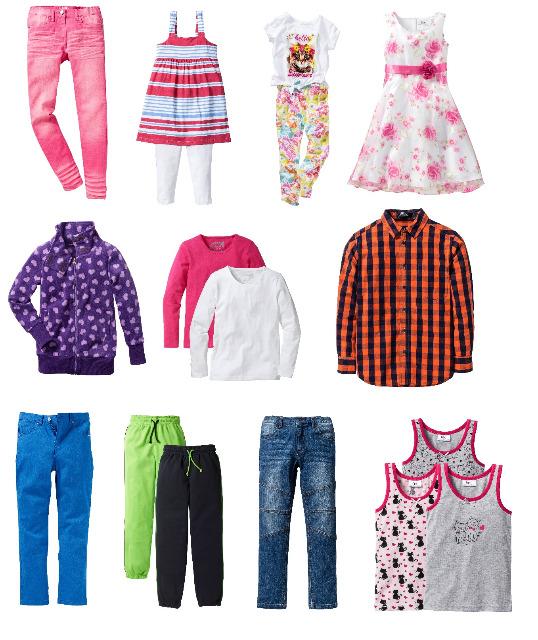 Textilien Kinder Großhandel: Kinderbekleidung - NEU