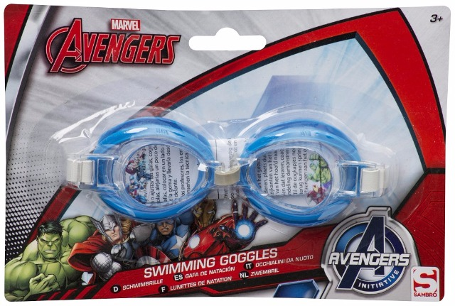 Schwimmbrille Marvel Avengers