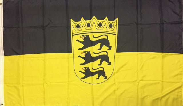 Flagge  Baden-Württemberg  250 x 150 cm