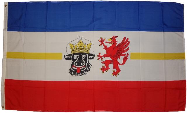 Flagge  Mecklenburg-Vorpommern  90 x 150 cm