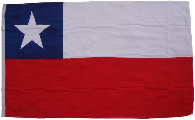 Flagge  Fahne Chile  90 x 150 cm