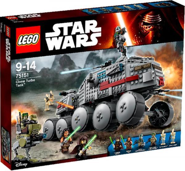 LEGO® Star Wars Clone Turbo Tank