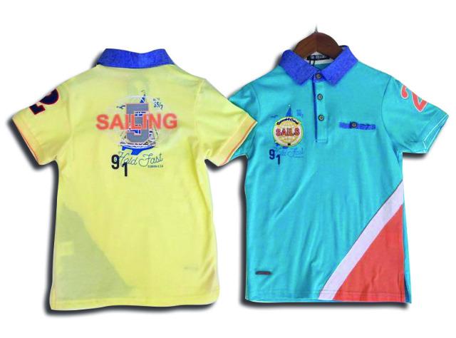081f5842e4816f Kinder T-Shirt Kurzarm Poloshirt Shirts Polo Oberteil Kindershirts Sommer T- Shirts - 7