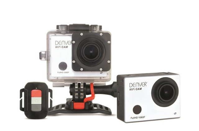 DENVER ACT-5030W FullHD Action Cam Sportkamera wasserdicht