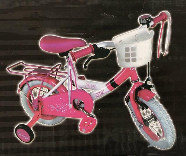 m dchen fahrrad kinderfahrrad mit st tzr dern von 12 bis. Black Bedroom Furniture Sets. Home Design Ideas