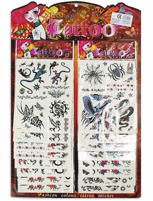 27-40029, Abzieh-Tattoos